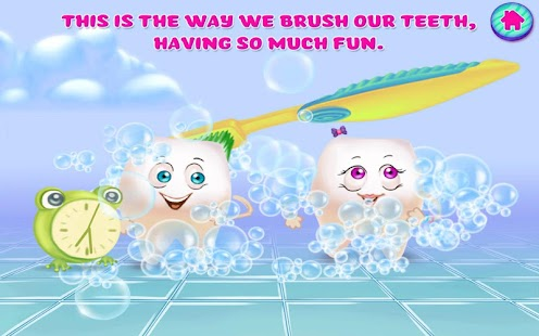 Happy Teeth, Healthy Kids- screenshot thumbnail