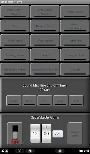 Sound Machine 3000