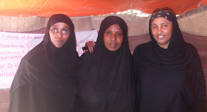 Photo: These are some of the female teachers we are working with. They are a major boost-up to girls education.In a typical class being taught by a female teacher, you would find that girls are more active, more vocal and behave totally different. The female teachers also speak to the children as if they are their own sons and daughters, they engage differently with the children, they are more aware of who is dominating and who is shy, they resolve conflicts more successfully without escalation and most importantly they demand and are given lots of respect by the children