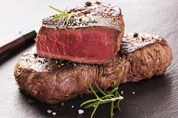 Steak Menu