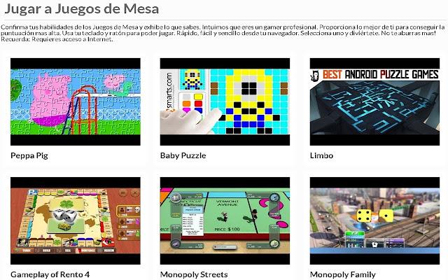 Juegos de Mesa | AppBack.pw