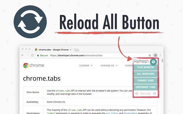 Reload All Button