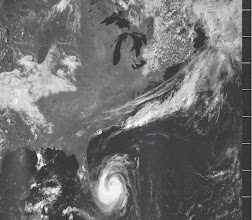 Photo: Received direct from satellite by: Jack Demaree WB9OTX