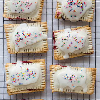 Berry Pop Tarts