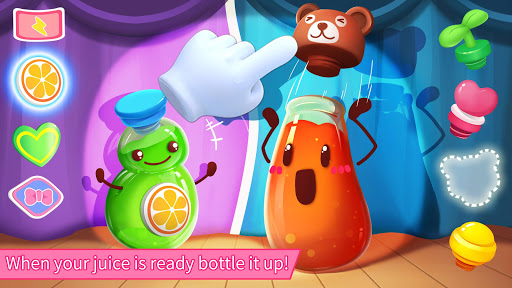 Baby Pandau2019s Summer: Juice Shop android2mod screenshots 4