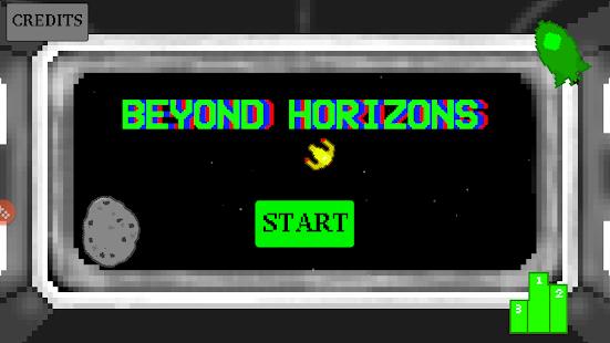 Beyond Horizons - náhled