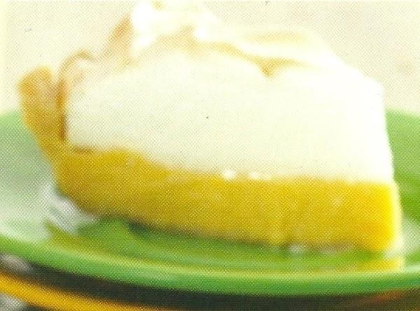 Citrus Meringue Pie Recipe