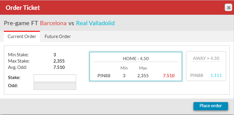 VOdds is a sportsbooks aggregator that allows you to bet on the best odds across numerous Asian bookies.