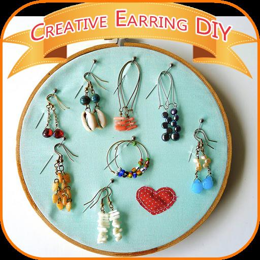 Creative Earring DIY