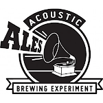 Logo of Acoustic Ales Hazy Ab Meeting Collab W/ Booze Brothers