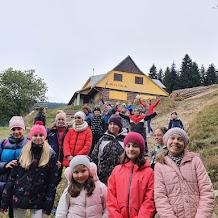 2021-10-11 až 15 Škola v přírodě 5.B - Pec pod Sněžkou
