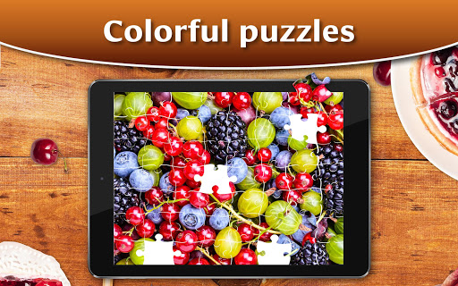 Jigsaw Puzzle Collection HD screenshot 2