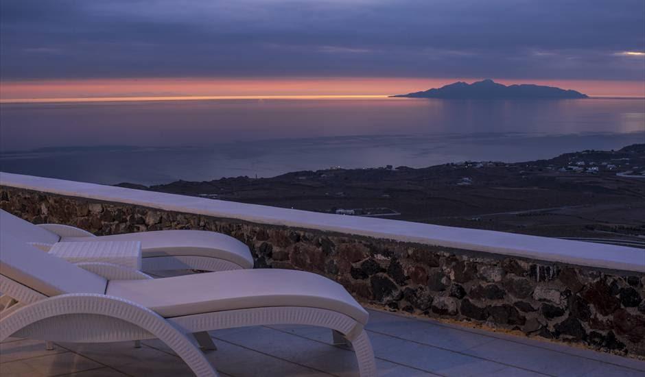 Villa Sagini, Santorini
