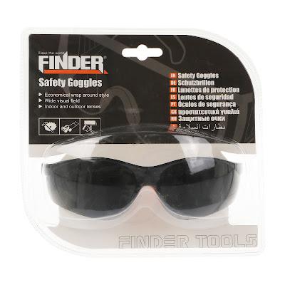 Очки защитные Finder 22g для использования при сварке