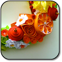 Quilling icon