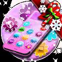 Flores GO Launcher Theme icon