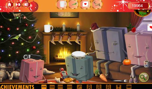 Christmas Lights Hidden Object