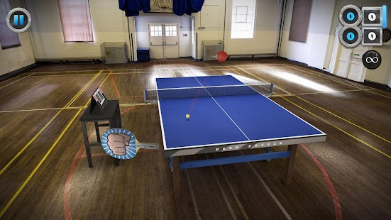 Table Tennis Touch Screenshot 2