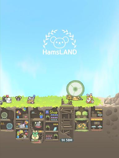 2048 HamsLAND - Hamster Paradise 1.1.0 screenshots 3