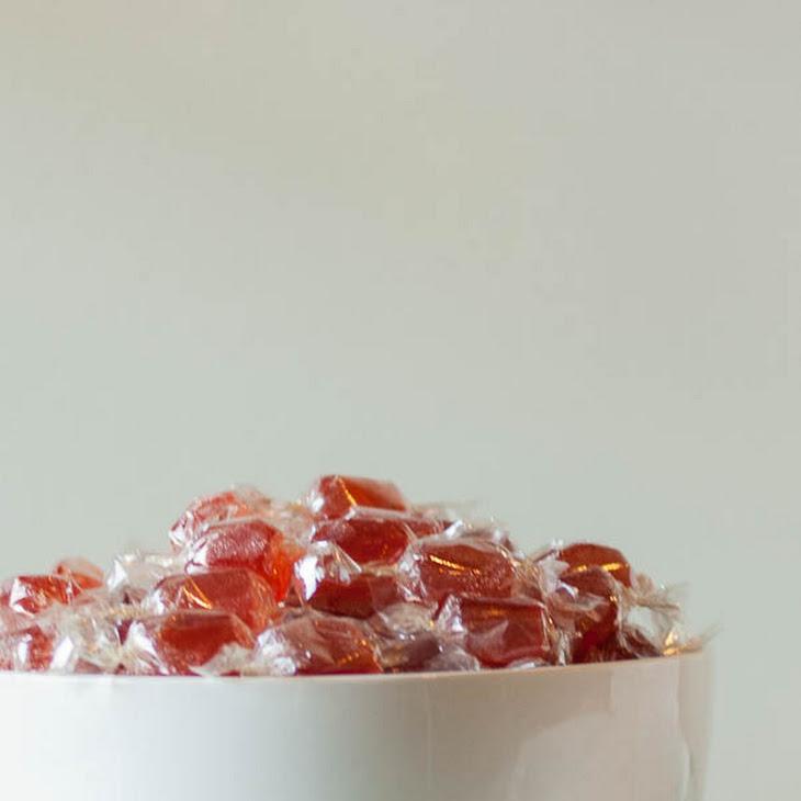 Negroni Pâte de Fruit