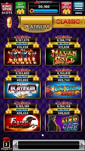 Ainsworth King Spin Slots