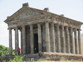 Photo: Armenien: Garni, Mithras -Tempel