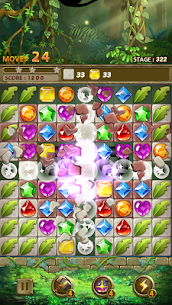 Jewels Jungle : Match 3 Puzzle 8