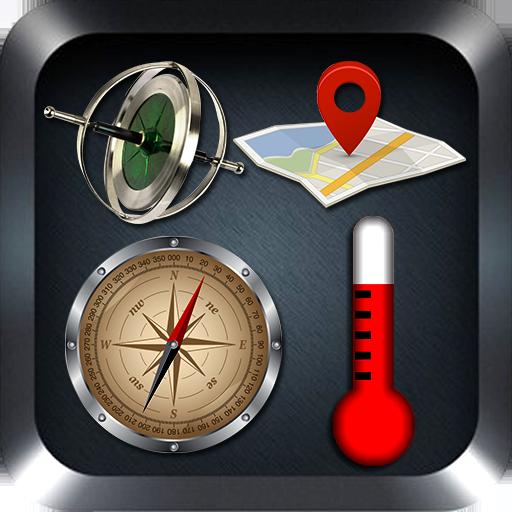 传感器盒 工具 App LOGO-硬是要APP
