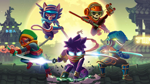 Ninja Dash Run - New Games 2019 1.3.25 screenshots 1