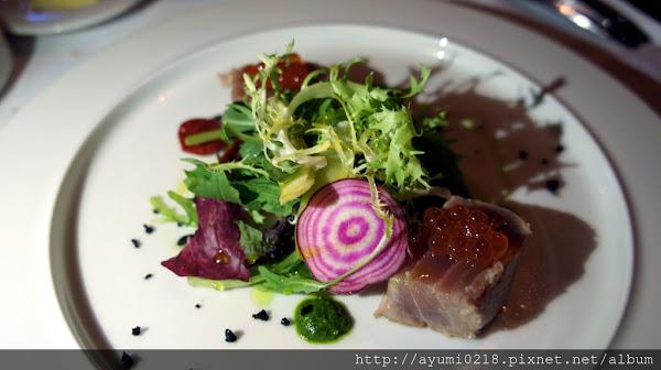 台中 日月千禧酒店 情人節饗宴 「凝香牛排」與「波士頓龍蝦」海陸雙主打的The Prime-Grill 極炙牛排館