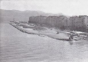 Photo: Alaybey sahili ..Bakın bizim çocukluğumuzda deniz neredeydi...
