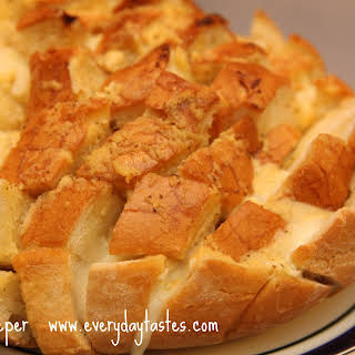 Party Cheese Bread.