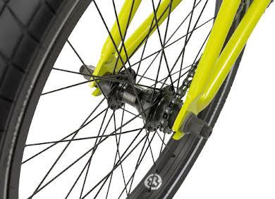 "Radio 2019 Astron 20"" FS Complete BMX Bike 20.6"" TT Metallic Yellow alternate image 3"