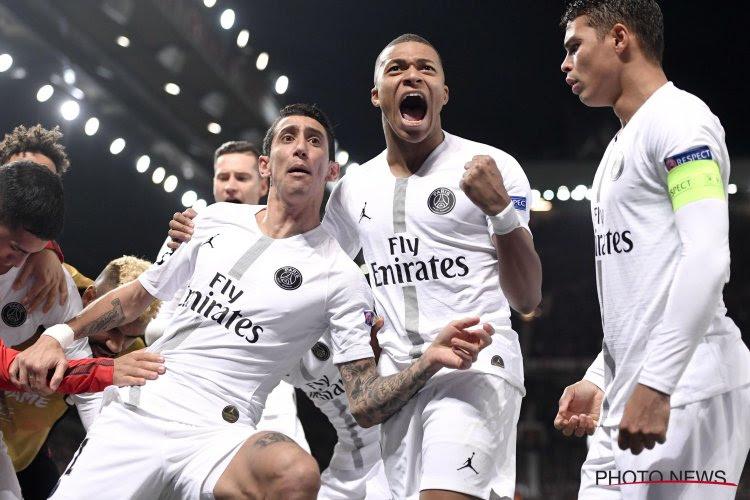Schitterende reactie van Di Maria, maar Manchester United mag zich wel aan flinke boete verwachten