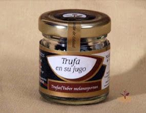 Photo: TRUFA EN SU JUGO MANJARES DE LA TIERRA