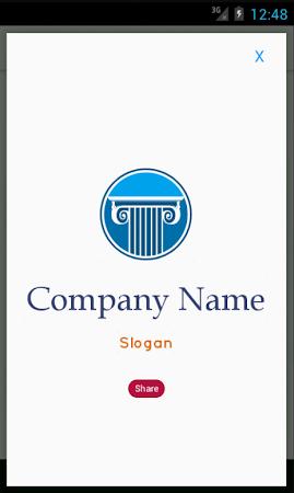 Free Logo Maker - DesignMantic 1.0 screenshot 43398