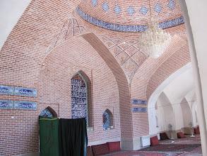 Photo: Jerewan, blaue Mosche