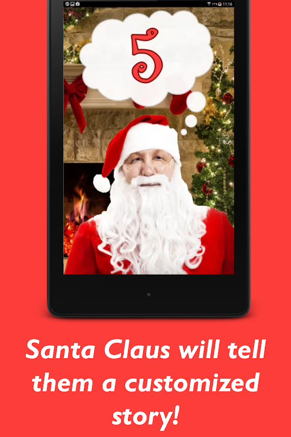 Tell me, Santa Claus Christmas- screenshot