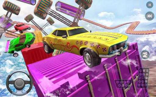 Crazy Mega Ramp Car Racing Game - Car Games 2020 android2mod screenshots 5