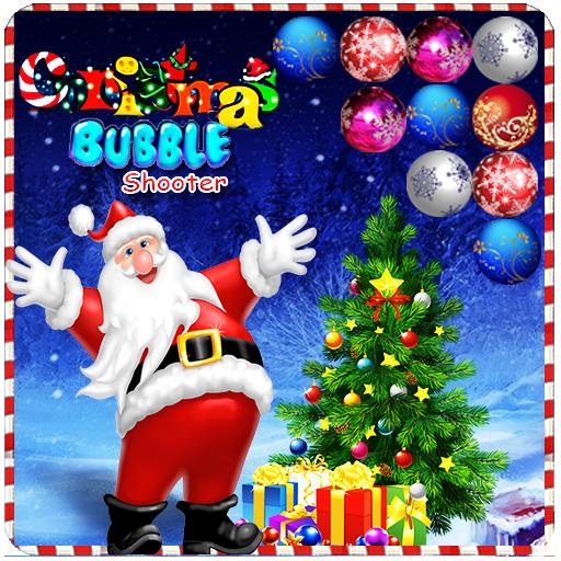 Christmas Bubble Shooter 2017