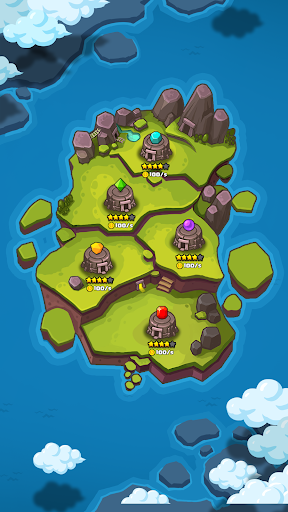 Popo's Mine - Idle Tycoon Game screenshots 5