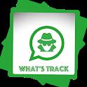 WhatsTrack - Online Last Seen View icon