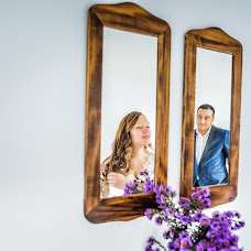 Wedding photographer Alina elena Ciocan (alinadualphoto). Photo of 25.01.2017