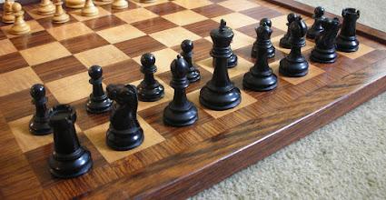 Photo: CH323 Black pieces