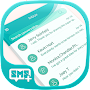 Teal SMS Plus APK icon