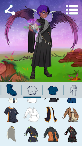Avatar Maker: Anime Boys 2.5.3.1 screenshots 16