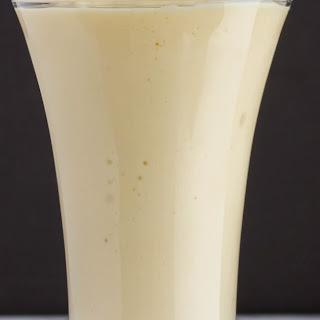 Creamy Tropical Yogurt Smoothie