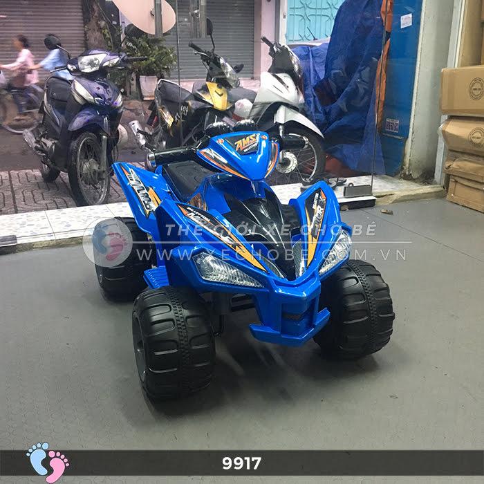 Xe moto điện trẻ em 9917 4