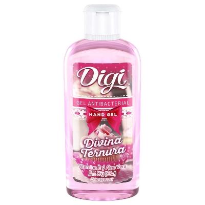 gel antibacterial digi divina ternura 85gr