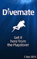 Screenshot of DiveMate (Scuba Dive Log)
